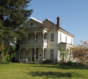 Neely Mansion History