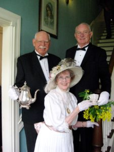 Neely Mansion Victorian Tea @ Neely Mansion